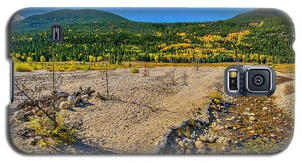 Rocky Mountain National Park Colorado Galaxy S5 Case