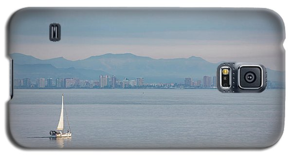 Sailing To Shore Galaxy S5 Case