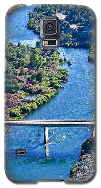 Shasta Dam Spillway Galaxy S5 Case