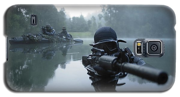 Special Operations Forces Combat Diver Galaxy S5 Case