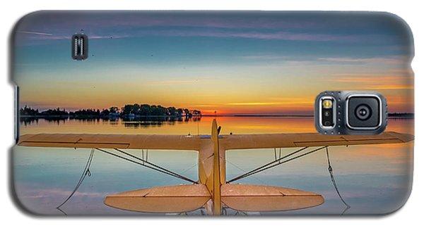 Splash-in Sunrise  Galaxy S5 Case