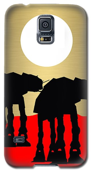 Star Wars At-at Collection Galaxy S5 Case