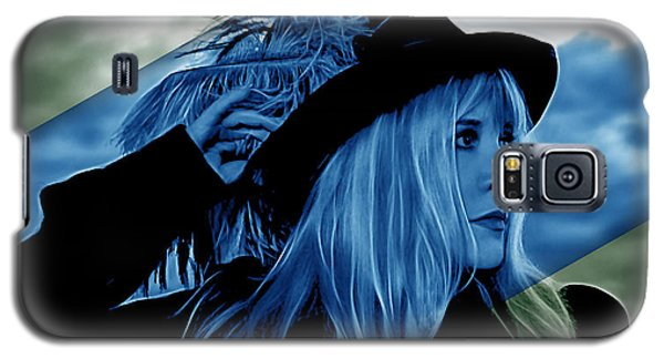 Stevie Nicks Collection Galaxy S5 Case by Marvin Blaine