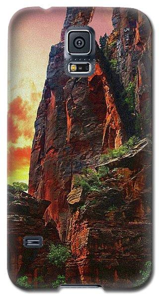 Sunrise In Canyonlands Galaxy S5 Case