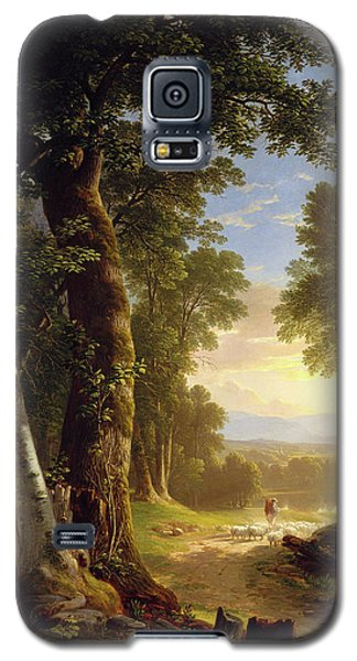 The Beeches Galaxy S5 Case
