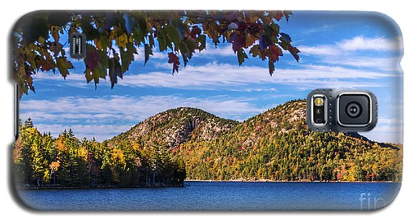 The Bubbles And Jordan Pond. Galaxy S5 Case