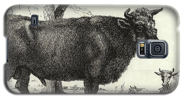 The Bull Galaxy S5 Case