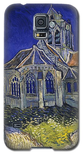 The Church At Auvers Galaxy S5 Case