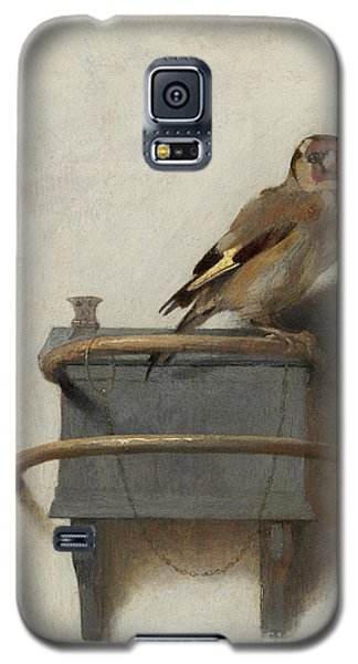 The Goldfinch Galaxy S5 Case by Carel Fabritius