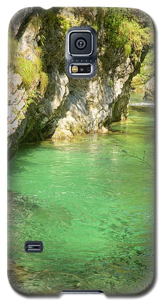 The Vintgar Gorge Galaxy S5 Case by Ian Middleton