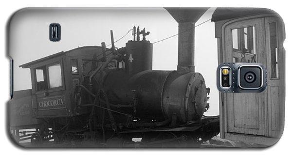 Train Galaxy S5 Case by Sebastian Musial