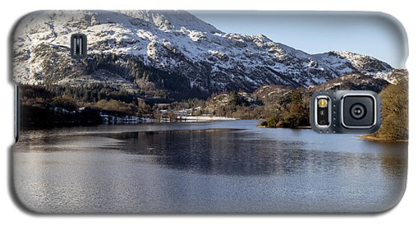 Trossachs Scenery In Scotland Galaxy S5 Case by Jeremy Lavender Photography