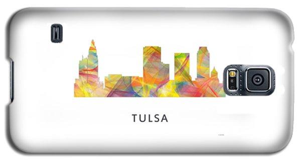 Tulsa Oklahoma Skyline Galaxy S5 Case by Marlene Watson
