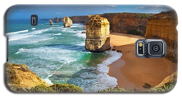 Twelve Apostles Great Ocean Road Galaxy S5 Case by Bill  Robinson