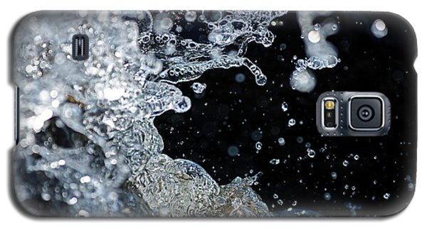 Water Drops Galaxy S5 Case