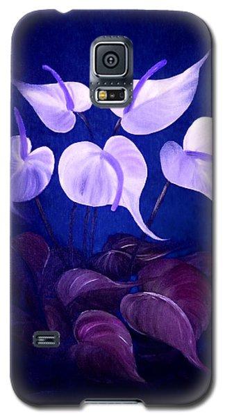 White Promises Galaxy S5 Case
