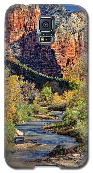Zion National Park Utah Galaxy S5 Case