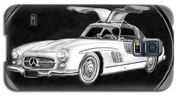 300 Sl Gullwing Galaxy S5 Case