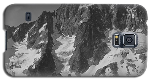 304630 Bw North Face Mt. Stuart Galaxy S5 Case