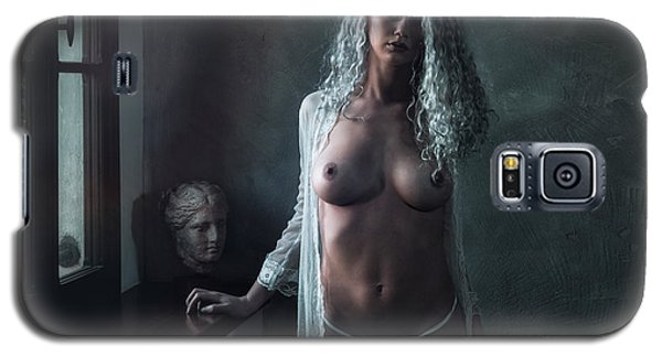 Tu M'as Promis Galaxy S5 Case by Traven Milovich