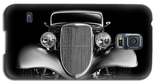 Galaxy S5 Case featuring the digital art '33 Ford Hotrod by Douglas Pittman
