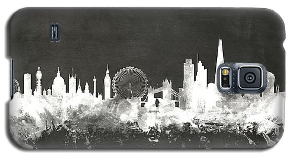 London England Skyline Galaxy S5 Case by Michael Tompsett