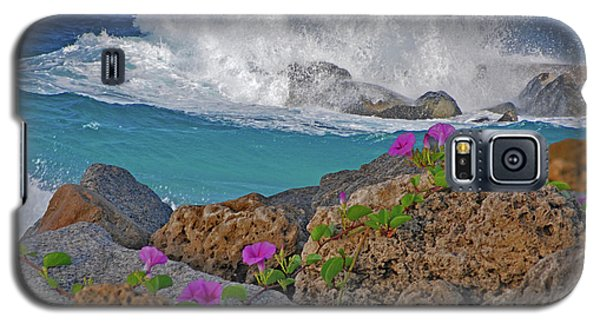 34- Beauty And Power Galaxy S5 Case by Joseph Keane