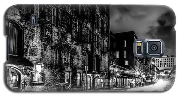 Savannah Georgia Waterfront And Street Scenes  Galaxy S5 Case