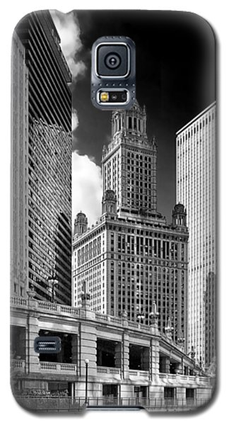 35 East Wacker Chicago - Jewelers Building Galaxy S5 Case