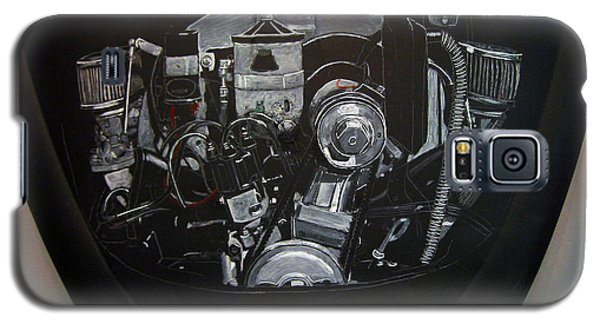 356 Porsche Engine On A Vw Cover Galaxy S5 Case