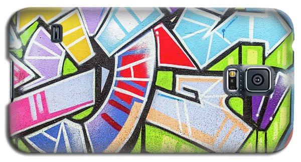 Graffiti Galaxy S5 Case by Muhie Kanawati