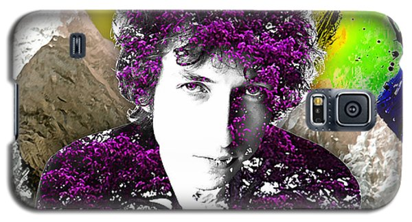 Bob Dylan Collection Galaxy S5 Case by Marvin Blaine
