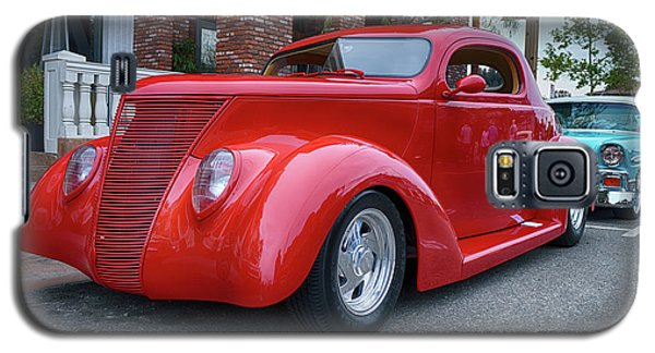 37 Ford Streetrod Galaxy S5 Case by Bill Dutting