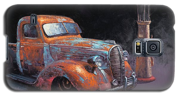 Truck Galaxy S5 Case - 38 Fat Fender Ford by Cody DeLong