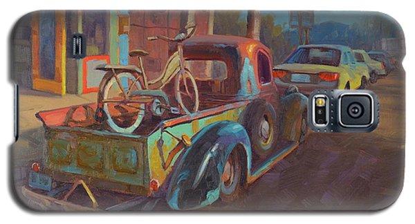 Truck Galaxy S5 Case - 38' Ford In Jerome, Az by Cody DeLong