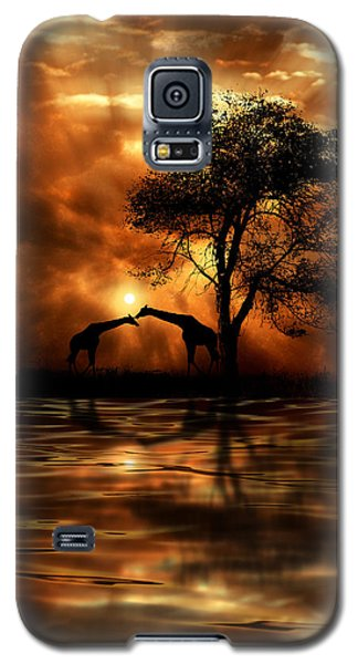 3861 Galaxy S5 Case by Peter Holme III