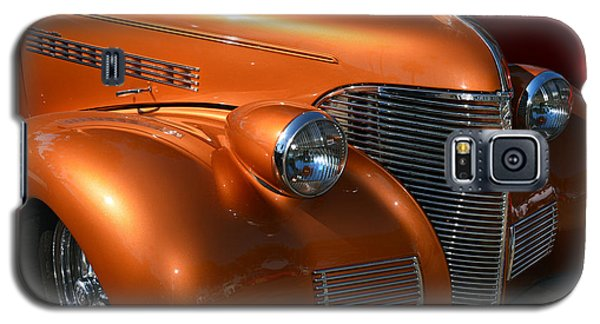 39 Chev Nose Detail Galaxy S5 Case by Bill Dutting