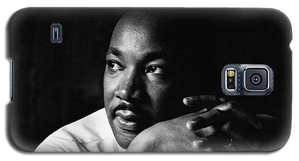 39- Martin Luther King Jr. Galaxy S5 Case by Joseph Keane
