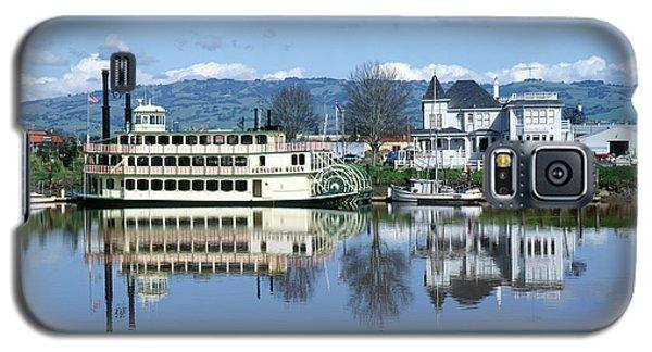 3b6380 Petaluma Queen Riverboat Galaxy S5 Case