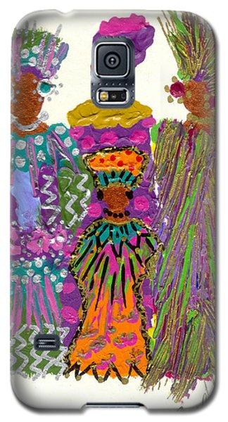 3rd Generation - We Women Folk Galaxy S5 Case by Angela L Walker