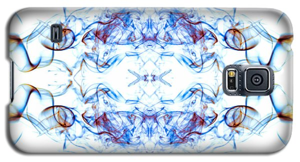 Abstract Pattern Galaxy S5 Case