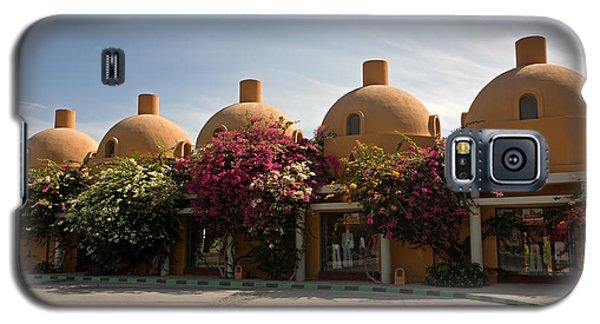 Modern Arabic Architecture In El Gouna Galaxy S5 Case