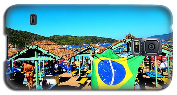 Galaxy S5 Case featuring the photograph Brazil by Beto Machado
