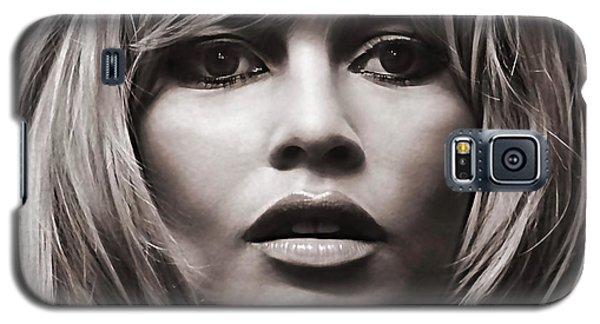 Brigitte Bardot Collection Galaxy S5 Case