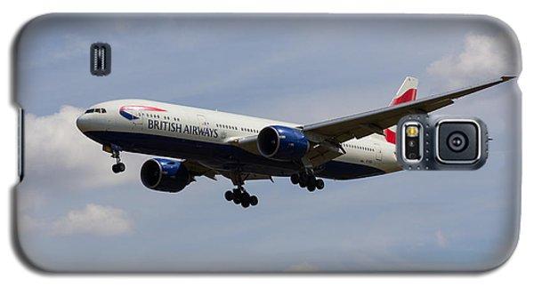 British Airways Boeing 777 Galaxy S5 Case