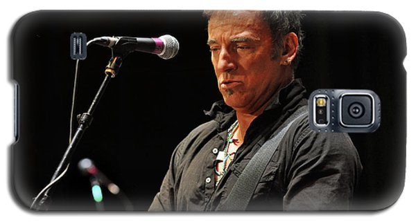 Musicians Galaxy S5 Case - Bruce Springsteen by Jeff Ross