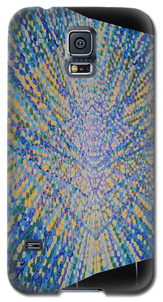 Galaxy S5 Case featuring the painting Butterfly Dream by Kyung Hee Hogg