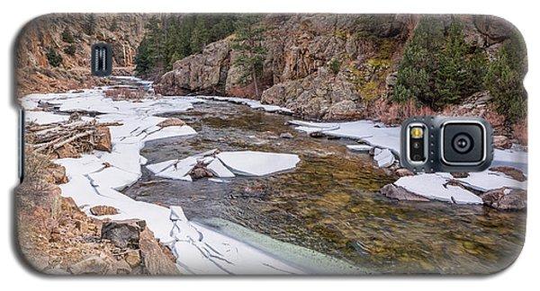 Cache La Poudre River  Galaxy S5 Case