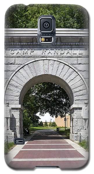 Camp Randall Memorial Arch - Madison Galaxy S5 Case
