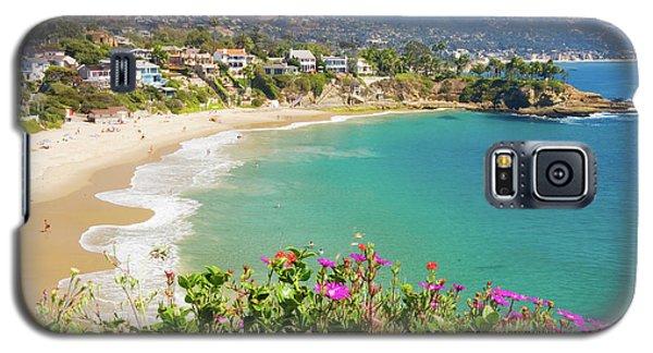 Crescent Bay, Laguna Beach, California Galaxy S5 Case